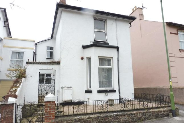 Thumbnail Flat for sale in Higher Polsham Road, Paignton