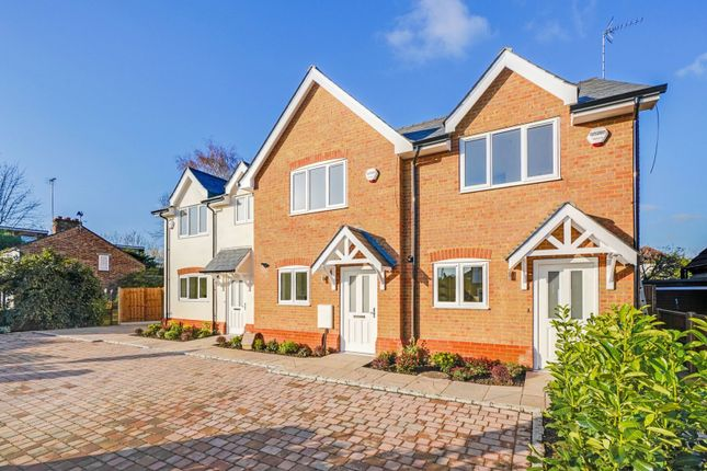 Thumbnail End terrace house for sale in Spencers Place, Burwood Road, Hersham
