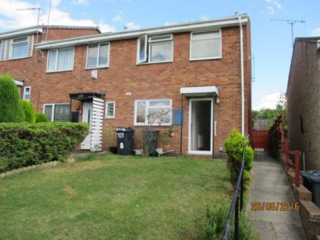 Thumbnail Property to rent in Hazelwell Crescent, Stirchley, Birmingham