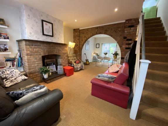 Lounge of Wellington Street, Chorley, Lancashire PR7