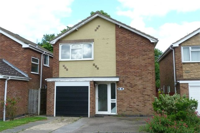 3 bed detached house for sale in Holly Drive, Lutterworth