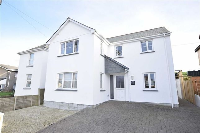 Thumbnail Detached house for sale in Treskinnick Cross, Poundstock, Bude