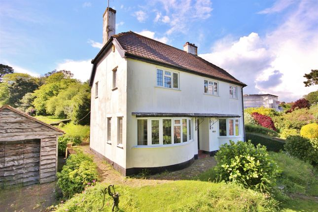 Thumbnail Detached house for sale in Pine Walk, Lyme Regis