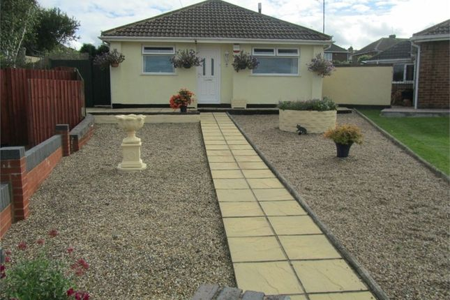 Thumbnail Detached bungalow for sale in Robert Road, Exhall, Coventry