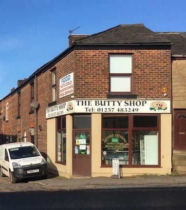 Thumbnail Retail premises for sale in Adlington, Lancashire