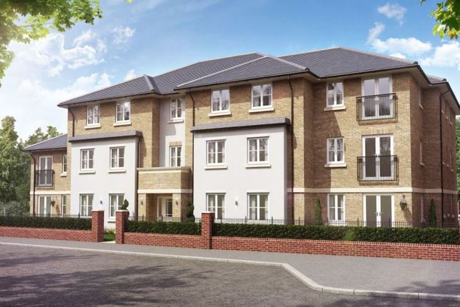 Thumbnail Flat for sale in Aylesbury Street, Bletchley, Milton Keynes