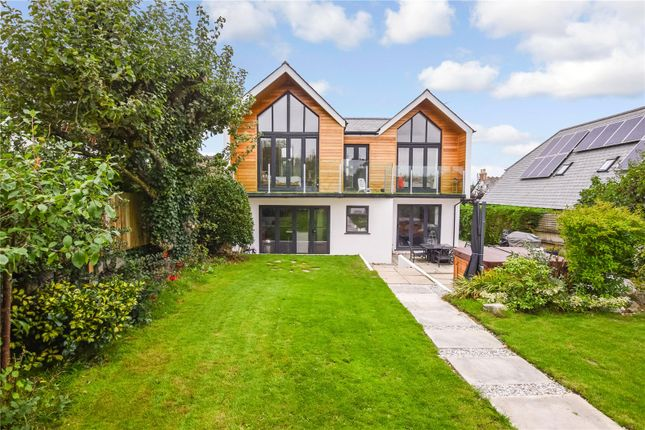 Thumbnail Detached house for sale in Trevanion Road, Wadebridge