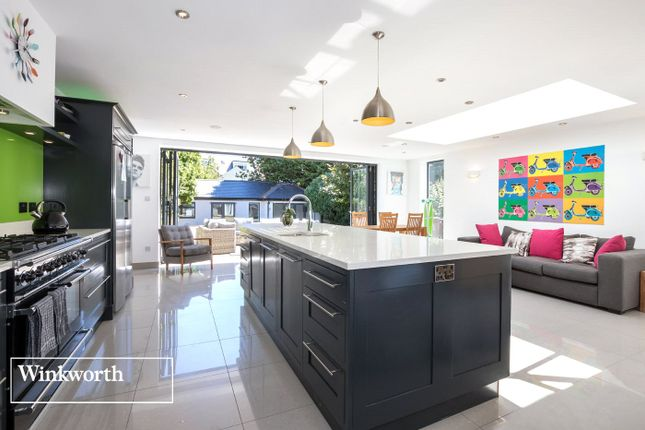 Thumbnail Detached house for sale in Hove Park Villas, Hove, East Sussex