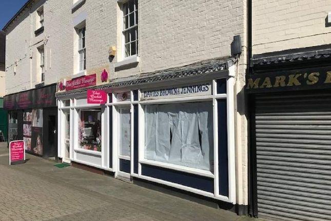 Thumbnail Office for sale in 3 Bell Street Wellington, Telford