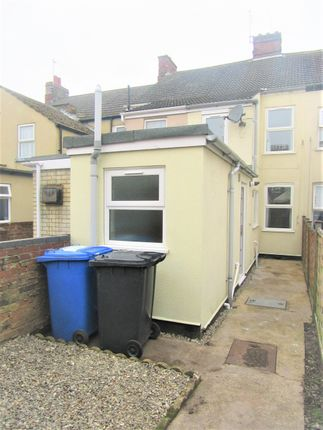 External Rear of Sandringham Road, Lowestoft NR32