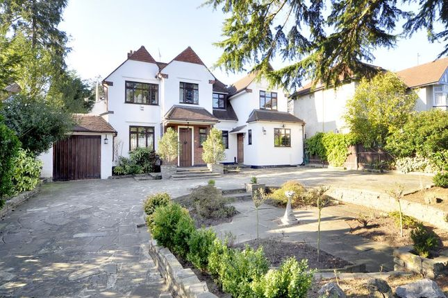 Thumbnail Detached house for sale in Woodlands Road, Surbiton, Surrey
