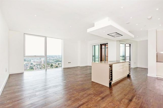 Thumbnail Flat for sale in The Penthouse, Pinto Tower, Nine Elms Point
