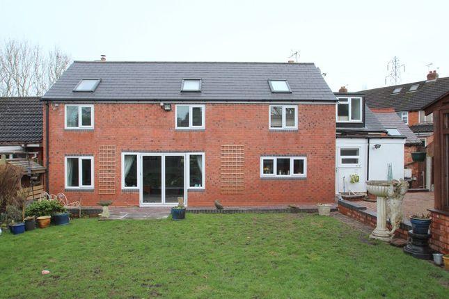 Thumbnail Detached house for sale in Alvechurch Road, Northfield, Birmingham