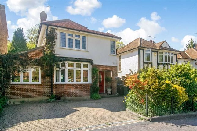 Thumbnail Detached house for sale in Old Lodge Lane, Purley, Surrey