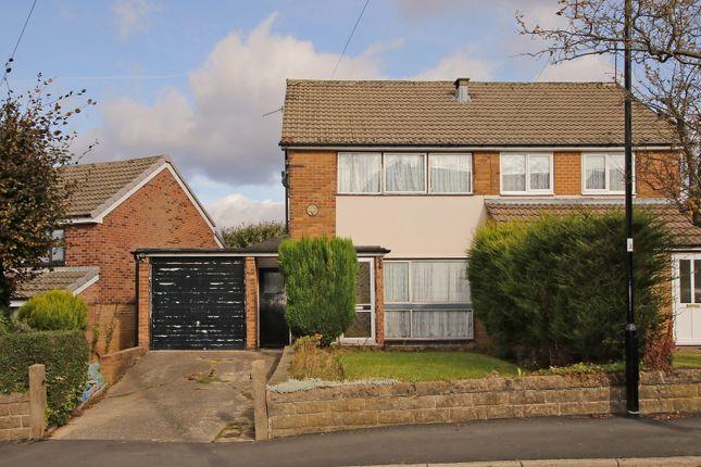 2 bed semi-detached house for sale in Rosamond Avenue, Bradway, Sheffield S17