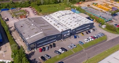 Thumbnail Light industrial to let in 21, North Way, Walworth Industrial Estate, Andover, Hampshire