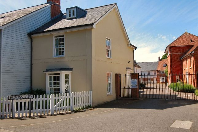 Thumbnail Semi-detached house for sale in Ruskins View, Herne Bay