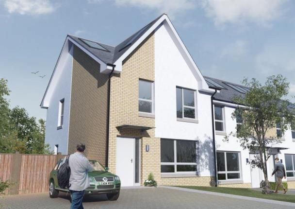 Thumbnail End terrace house for sale in Garscadden Grove, Drumchapel Place, Glasgow