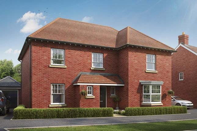 """Thumbnail 5 bedroom detached house for sale in """"Bullwood"""" at Lower Road, Hullbridge, Hockley"""