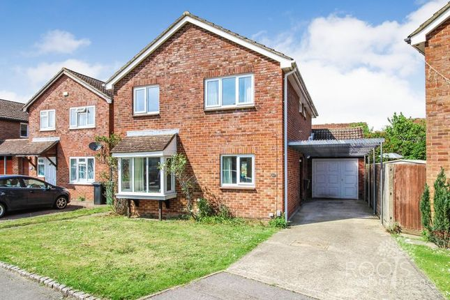 Thumbnail Detached house for sale in Wenlock Way, Thatcham