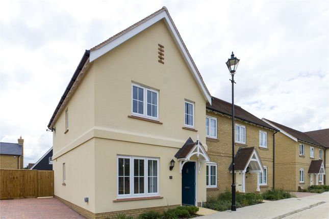 2 bed semi-detached house for sale in West Croft, Orwell, Royston SG8