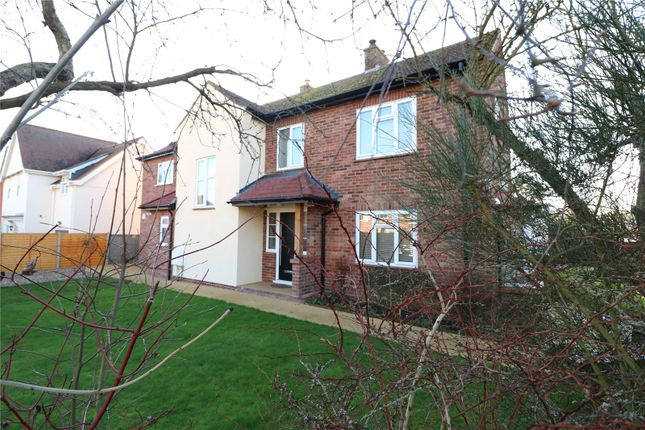 Thumbnail Detached house for sale in The Travers, Crown Street, Dedham, Colchester