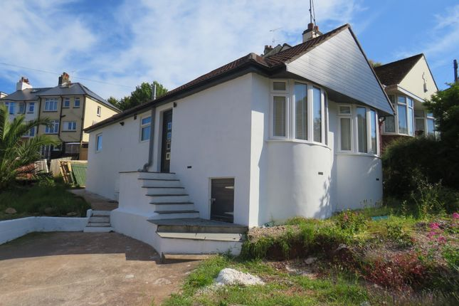 2 bed semi-detached bungalow for sale in Clifton Road, Paignton TQ3