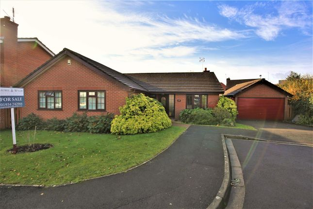 Thumbnail Detached bungalow for sale in Oaklands, Cheddar