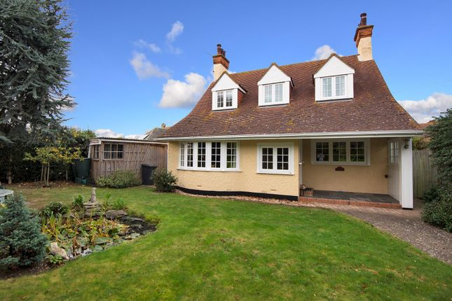 Thumbnail Cottage for sale in Orchard Park Homes, Reculver Road, Herne Bay