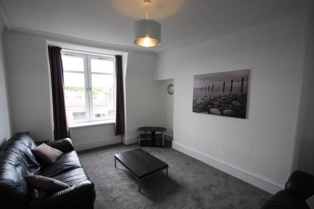 Thumbnail Terraced house to rent in Top Floor, Hardgate, Aberdeen