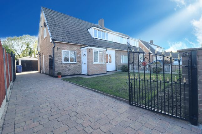 Thumbnail Bungalow for sale in Oakwood Drive, Armthorpe, Doncaster