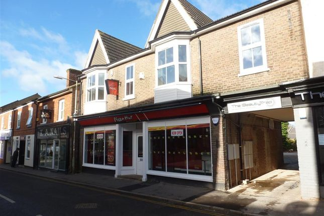 Thumbnail Flat to rent in White House Court, Hockliffe Street, Leighton Buzzard