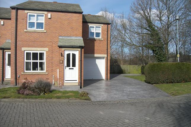 Thumbnail Semi-detached house to rent in The Copse, Blaydon-On-Tyne