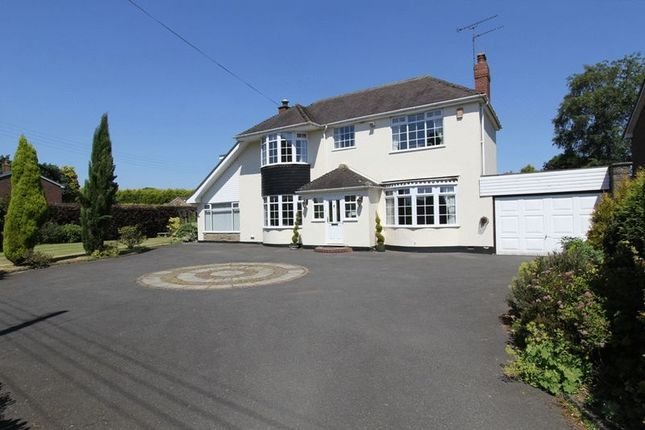 Thumbnail Detached house for sale in Hilderstone Road, Stoke-On-Trent