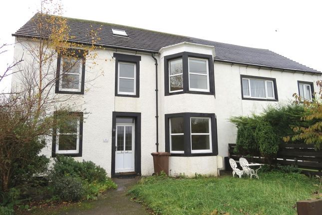 Thumbnail Semi-detached house for sale in 2 Beck Close, Braystones, Beckermet, Cumbria
