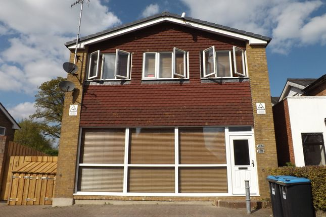 Thumbnail Maisonette to rent in High Street, Lingfield