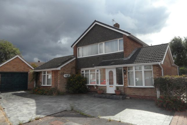 Thumbnail Detached house to rent in Oakfield Close, Eaglescliffe