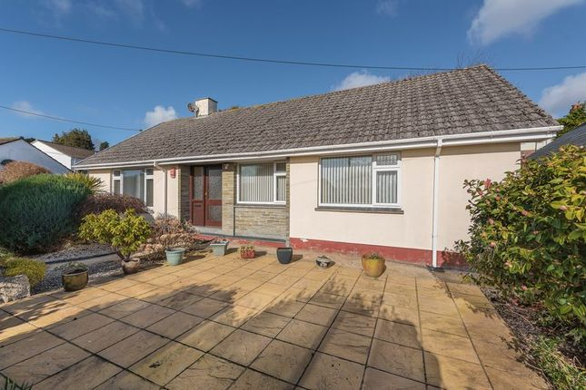 Thumbnail Bungalow for sale in Enys Road, Truro