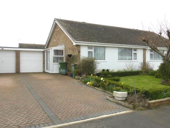 2 bed bungalow for sale in The Fairway, Dymchurch, Romney Marsh