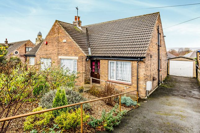 Thumbnail Semi-detached bungalow for sale in Mountjoy Road, Edgerton, Huddersfield