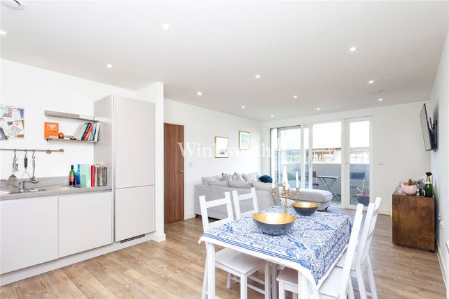 2 bed flat for sale in Dunnock House, 21 Moorhen Drive, London