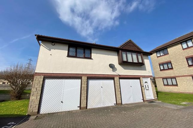 Thumbnail Detached house for sale in Campion Close, Weston-Super-Mare