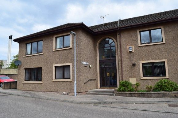 Thumbnail Flat to rent in South View Road, Elgin