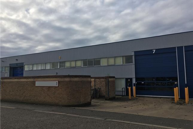 Thumbnail Light industrial to let in Stapledon Road, Peterborough, Cambridgeshire