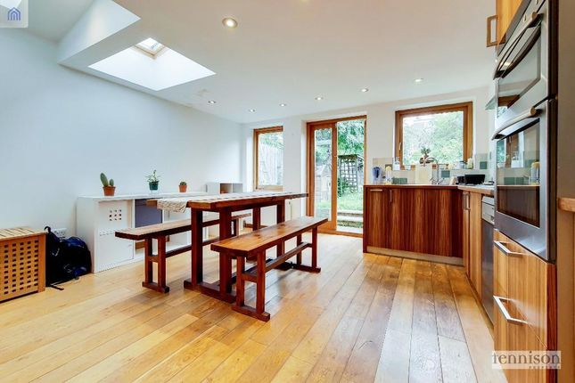 Thumbnail Terraced house to rent in Cowper Road, Wimbledon