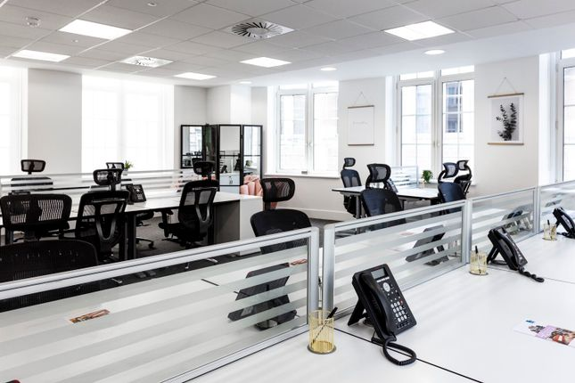 Thumbnail Office to let in New Broad Street, Liverpool Street, London