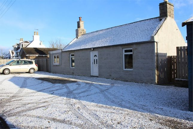 Thumbnail Detached bungalow for sale in Knock, Huntly, Moray