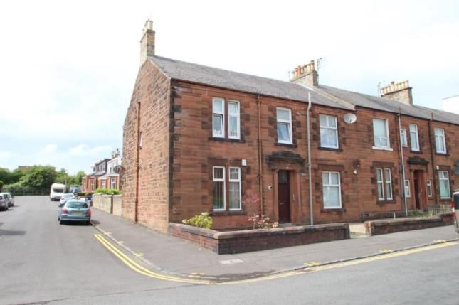 Thumbnail Flat for sale in Fullarton Street, Kilmarnock, East Ayrshire
