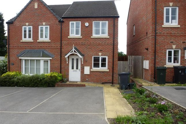 Thumbnail Property to rent in Kingfisher Drive, Mexborough