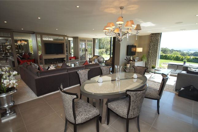 Open Plan of Canford Heights, 6 Haig Avenue, Canford Cliffs, Poole BH13
